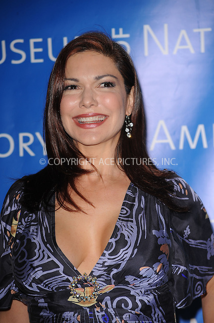 WWW.ACEPIXS.COM . . . . . ....April 15 2010, New York City....Actress Laura Harring arriving at the 2010 AMNH Museum Dance at the American Museum of Natural History on April 15, 2010 in New York City....Please byline: KRISTIN CALLAHAN - ACEPIXS.COM.. . . . . . ..Ace Pictures, Inc:  ..(212) 243-8787 or (646) 679 0430..e-mail: picturedesk@acepixs.com..web: http://www.acepixs.com