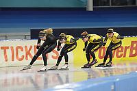 SPEEDSKATING: HEERENVEEN, ICE STADIUM THIALF, 10-07-2018, Training Longtrack speedskating, Team Lotto/Jumbo, ©photo Martin de Jong