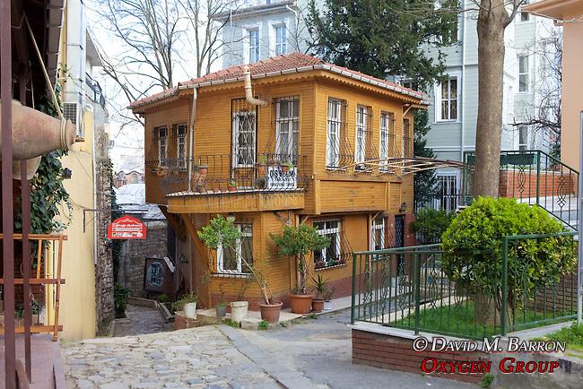 Traditional House Near Hagia Sophia