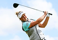 Brooke Henderson. McKayson NZ Women's Golf Open, Round Two, Windross Farm Golf Course, Manukau, Auckland, New Zealand, Saturday 30 September 2017.  Photo: Simon Watts/www.bwmedia.co.nz