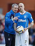 Nicky Law and Kenny Black