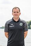 14.07.2017, Maschsee, Hannover, GER, 1.FBL, Hannover 96 - Portr&auml;ttermin<br /> <br /> im Bild<br /> Asif Saric (Co-Trainer Hannover 96), <br /> <br /> Foto &copy; nordphoto / Ewert