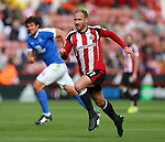 Matt Done of Sheffield Utd during the League One match at Bramall Lane Stadium, Sheffield. Picture date: September 17th, 2016. Pic Simon Bellis/Sportimage