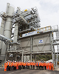 New Asphalt Plant - Official opening