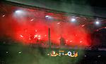 28.11.2019: Feyenoord v Rangers: Rangers pyro