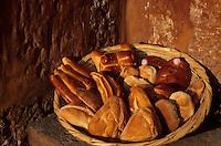 Amérique/Amérique du Sud/Pérou/Arequipa : Panier de pains typiques
