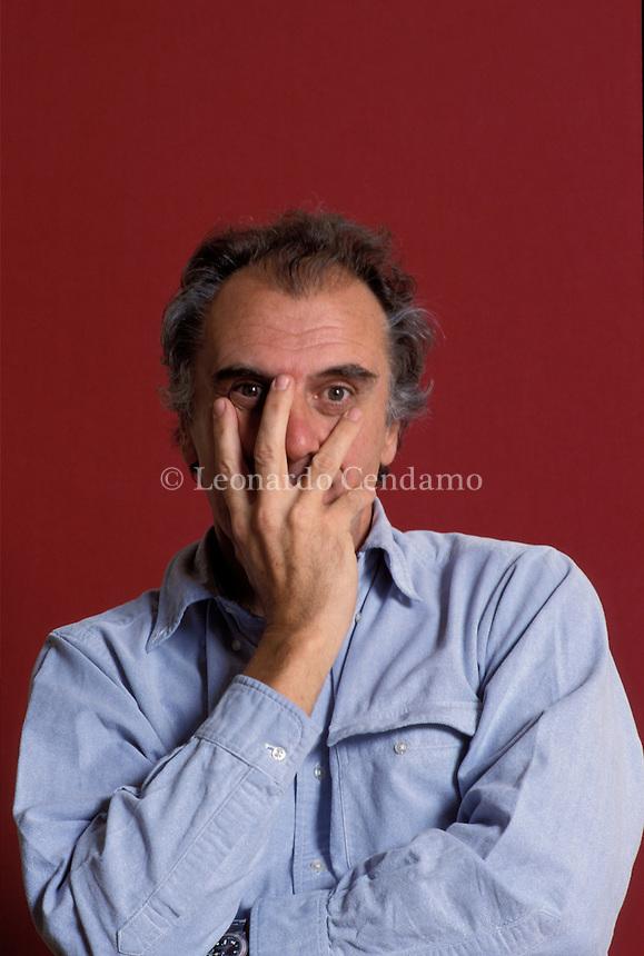 2001: MARCO RISI  © Leonardo Cendamo