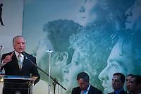 BRASILIA, DF, 17.11.2015 - PMDB-CONGRESSO- O presidente do PMDB  Michel Temer, discursa durante o Congresso da Fundação Ulysses Guimarães, nesta terça-feira, 17 (Foto: Ed Ferreira / Brazil Photo Press)