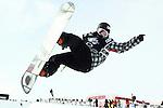 2011 FIS Snowboard World Cup  Championships , halfpipe qualification men's, La Molina FIS SNOWBOARD WORLD CHAMPIONS LA MOLINA