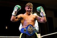 Reggie Coffey Vs Rory Mason - Southern Area Middleweight Title