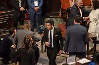 RIO DE JANEIRO, RJ, 01.02.2019 – POLITICA-RJ – Posse do candidato eleito ao cargo de deputada estadual do Estado do Rio de Janeiro, Renan Ferreirinha, toma posse hoje no plenário da Assembleia Legislativa do Estado do Rio de Janeiro (Alerj), nesta sexta-feira (01).(Foto: Vanessa Ataliba/ Brazil Photo Press/folhapress)