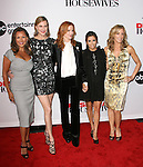 Vanessa Williams, Brenda Song, Marcia Cross, Eva Longoria and Felicity Huffman at The Desperate Housewives' Final Season Kick-Off Party held at Wisteria Lane in Universal Studios in Universal City, California on September 21,2010                                                                               © 2011 Hollywood Press Agency