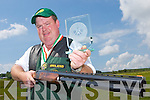 Darren Cotter Cordal who won the overall Champion at the European DTL Clay Pigeon Championship in Waterford last weekend..................