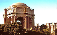 Bernard Maybeck: Palace of Fine Arts, San Francisco, 1915. Photo '83.