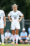 23 August 2015: North Carolina's Katie Bowen (NZL). The University of North Carolina Tar Heels played the Fresno State Bulldogs at Fetzer Field in Chapel Hill, NC in a 2015 NCAA Division I Women's Soccer game. UNC won the game 7-0.