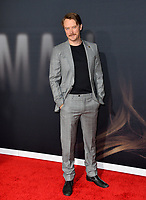 """LOS ANGELES, CA: 24, 2020: Michael Dorman at the premiere of """"The Invisible Man"""" at the TCL Chinese Theatre.<br /> Picture: Paul Smith/Featureflash"""