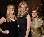 From left: Jennifer Roosth, Mauri Oliver and Vicki Rizzo at the Una Notte in Italia event at the Westin Galleria Hotel Friday Nov. 07, 2014.(Dave Rossman photo)