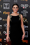 Ana Alvarez attends to 33rd Goya Awards at Fibes - Conference and Exhibition  in Seville, Spain. February 02, 2019. (ALTERPHOTOS/A. Perez Meca)
