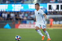 SAN JOSE, CA - Saturday, July 27, 2019: San Jose Earthquakes defeated Colorado Rapids 3-1 at the Avaya Stadium in San Jose California.
