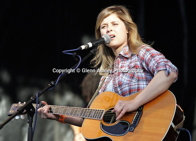 Delta Maid performing at Tramlines, Sheffield, United Kingdom, 23rd July 2011. Photo by Glenn Ashley.
