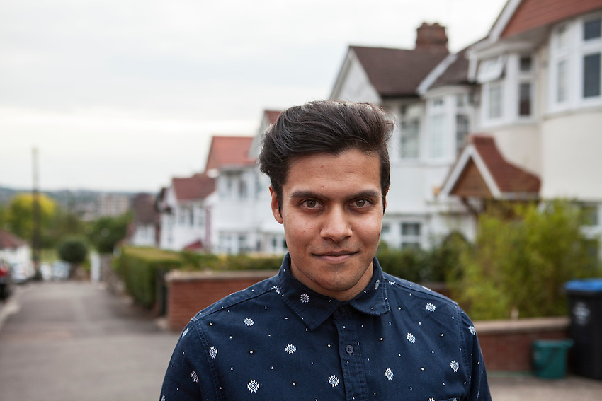 Shivam Hotwani has bought a buy-to-let property. For business Cash