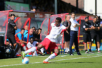 Ivan Nsimbi of Woking in action during Woking vs Watford, Friendly Match Football at The Laithwaite Community Stadium on 8th July 2017