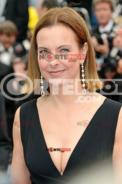 "Carole Bouquet attending the ""vous n avez encore rien vu (You ain t seen nothin yet)"" Premiere during the 65th annual International Cannes Film Festival in Cannes, 21th May 2012...Credit: Timm/face to face /MediaPunch Inc. ***FOR USA ONLY***"