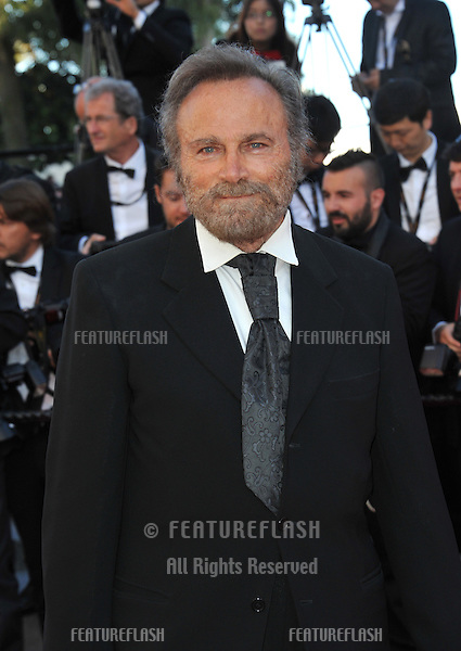 Franco Nero at the gala awards ceremony at the 67th Festival de Cannes.<br /> May 24, 2014  Cannes, France<br /> Picture: Paul Smith / Featureflash
