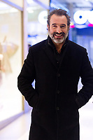 Jean Dujardin attends the movie premiere of ' Le retour du héros ' - Belgium