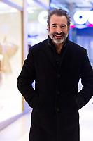 Jean Dujardin attends the movie premiere of ' Le retour du héros ' - Belgium
