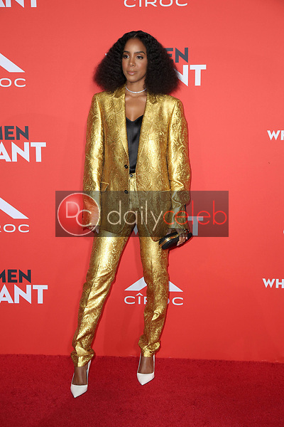 """Kelly Rowland<br /> at the """"What Men Want"""" Premiere, Village Theater, Westwood, CA 01-28-19<br /> David Edwards/DailyCeleb.com 818-249-4998"""