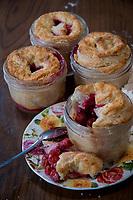 Carol's Mason Jar Pies, Jennifer Caraway's Joy Bus Diner.
