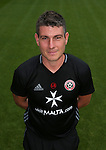 Luke Smith during the 2016/17 Photo call at Bramall Lane Stadium, Sheffield. Picture date: September 8th, 2016. Pic Simon Bellis/Sportimage
