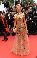 """CANNES, FRANCE. May 20, 2019: Lady Victoria Hervey  at the gala premiere for """"La Belle Epoque"""" at the Festival de Cannes.<br /> Picture: Paul Smith / Featureflash"""