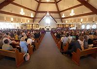 Guerin Catholic Baccalaureate Mass 5-31-17