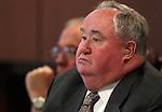Nevada Assemblyman Tom Grady, R-Yerington, listens in committee at the Legislature in Carson City, Nev. on Monday, Feb. 28, 2011..Photo by Cathleen Allison