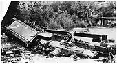 D&amp;RGW #217 at Lightner Creek.<br /> D&amp;RG  West Durango, CO  9/8/1919