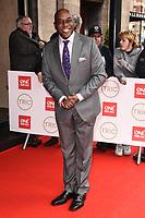Ainsley Harriott<br /> arriving for theTRIC Awards 2020 at the Grosvenor House Hotel, London.<br /> <br /> ©Ash Knotek  D3561 10/03/2020