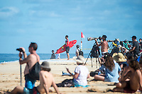 Pipeline-Backdoor, North Shore, Oahu, Hawaii. (Sunday December 11, 2016):  Ezekiel Lau (HAW) - The Men's Pipe Invitational, the selection trials fro the Billabong Pipeline Masters was run today at Backdoor and Pipeline. Two surfers, Finn McGill (HAW) and Gavin Beschen (HAW) won there way through to the main event. 32 surfers started in the trials with four man heats running all day through to final. McGill combo the other finalists with Beschen filling second spot. The NW swell meant a lot of the surfing was at Backdoor with the occasional Pipeline wave. <br /> Photo: joliphotos
