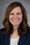 Jessica Gagle, Director, Kellstadt Career Management Center, Driehaus College of Business, DePaul University, is pictured Feb. 19, 2019. (DePaul University/Jeff Carrion)