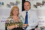 Pix: Shaun Flannery/shaunflanneryphotography.com...COPYRIGHT PICTURE>>SHAUN FLANNERY>01302-570814>>07778315553>>..24th March 2011.............DE4L (Doncaster Enterprise for Learning), Great DE4L to Shout About, presentation, Mount Pleasant Hotel.
