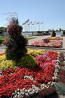 Centennial Park in late summer.