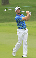 Paul Casey (ENG) on the 6th during Round 3 of the CIMB Classic in the Kuala Lumpur Golf & Country Club on Saturday 1st November 2014.<br /> Picture:  Thos Caffrey / www.golffile.ie