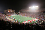 Camp Randall Stadium in Madison, WI, on 8/23/02 during the Fresno State vs. Wisconsin game. Wisconsin beat Fresno State 23-21.  (Photo by David Stluka)