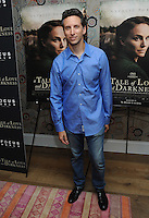 """NEW YORK, NY - August 15 : Ben Sheknman attends the New York screening for """" A )Tale of Love and Darkness"""" on august 15, 2016 at the Crosby Hotel in New York City.  Photo Credit:John Palmer/ MediaPunch"""
