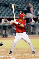David Nick - Arizona Diamondbacks - 2010 Instructional League.Photo by:  Bill Mitchell/Four Seam Images..