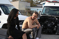 BLOOD BROTHER (2018)<br /> China Anne McClain, Jack Kesy<br /> *Filmstill - Editorial Use Only*<br /> CAP/FB<br /> Image supplied by Capital Pictures