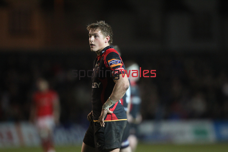 Lewis Robling.RaboDirect Pro12.Dragons v Munster.03.03.12.©STEVE POPE