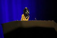 Frosch Falkenhorst als Darth Vader