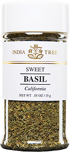 30701 Basil, Small Jar 0.55 oz, India Tree Storefront